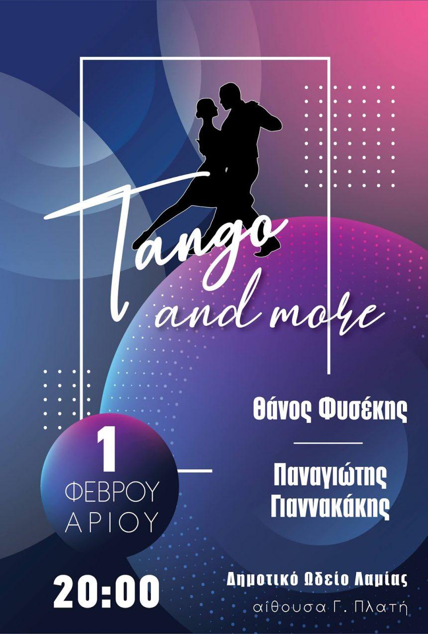 Tango and more